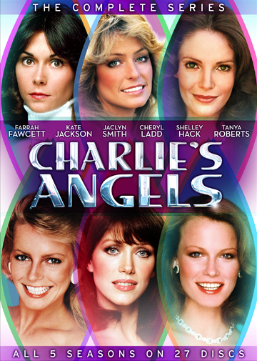 charlies angels - Kustom Creative